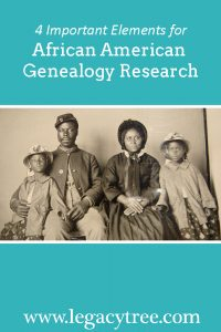 African American genealogy research tips