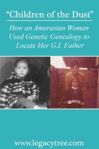 Amerasian research