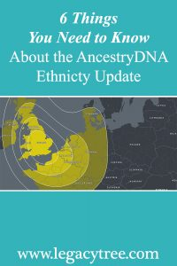 AncestryDNA update