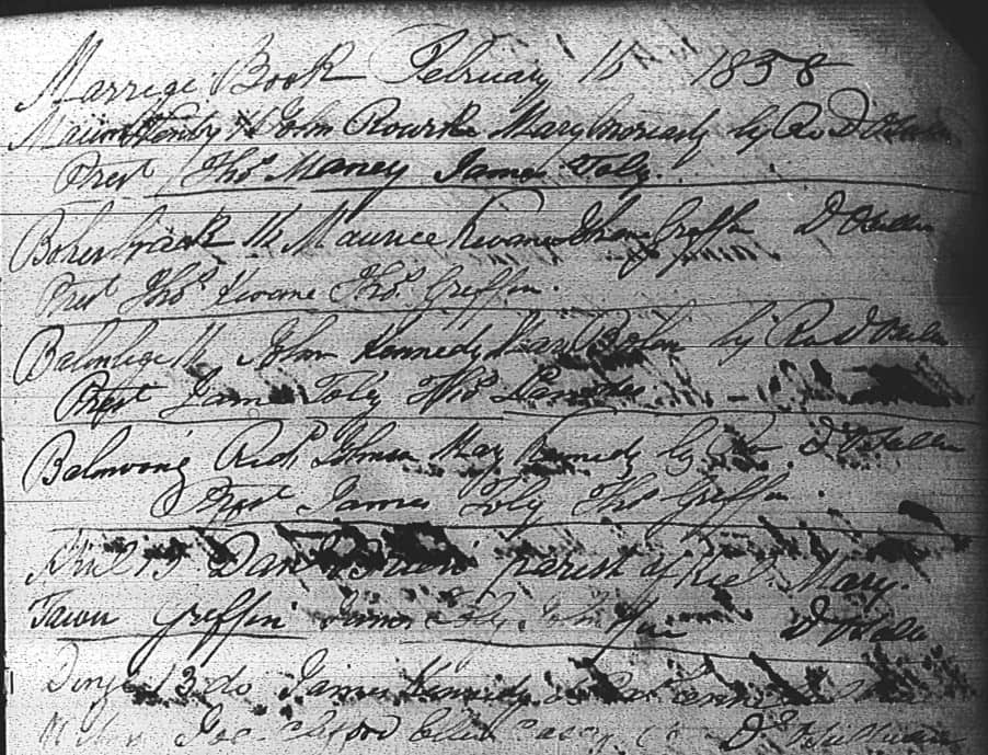 overcoming obstacles in genealogy records