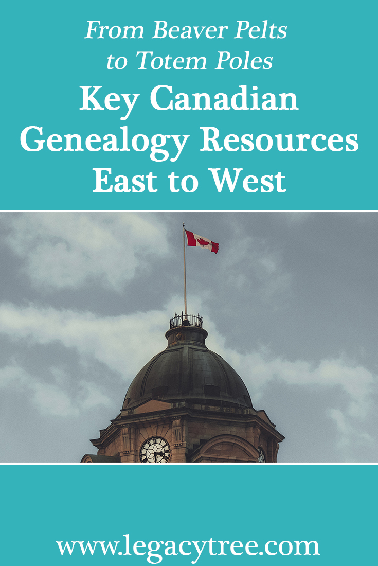 If you have Canadian ancestors, this guide is for you! We share key Canadian genealogy resources from east to west coast to help you extend your Canadian family history.