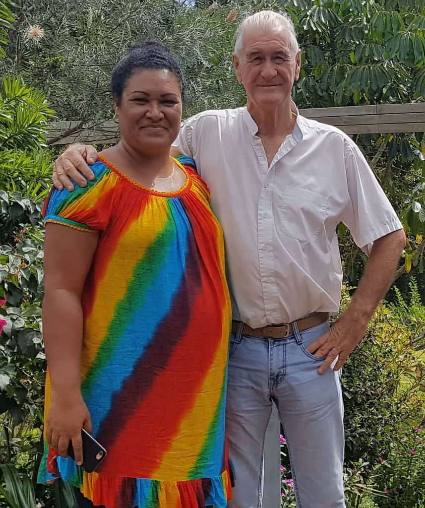 DNA finds father--helps reunite Australian father and daughter