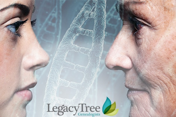 Genealogy & DNA Testing Older Relatives