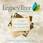 Legacy Tree Discovery Projects: A Great Tool for Getting Started