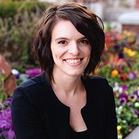 professional genealogist Katy Barnes