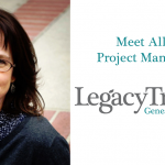 Meet Allison, Project Manager for Legacy Tree Genealogists