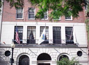 New England Historical Society