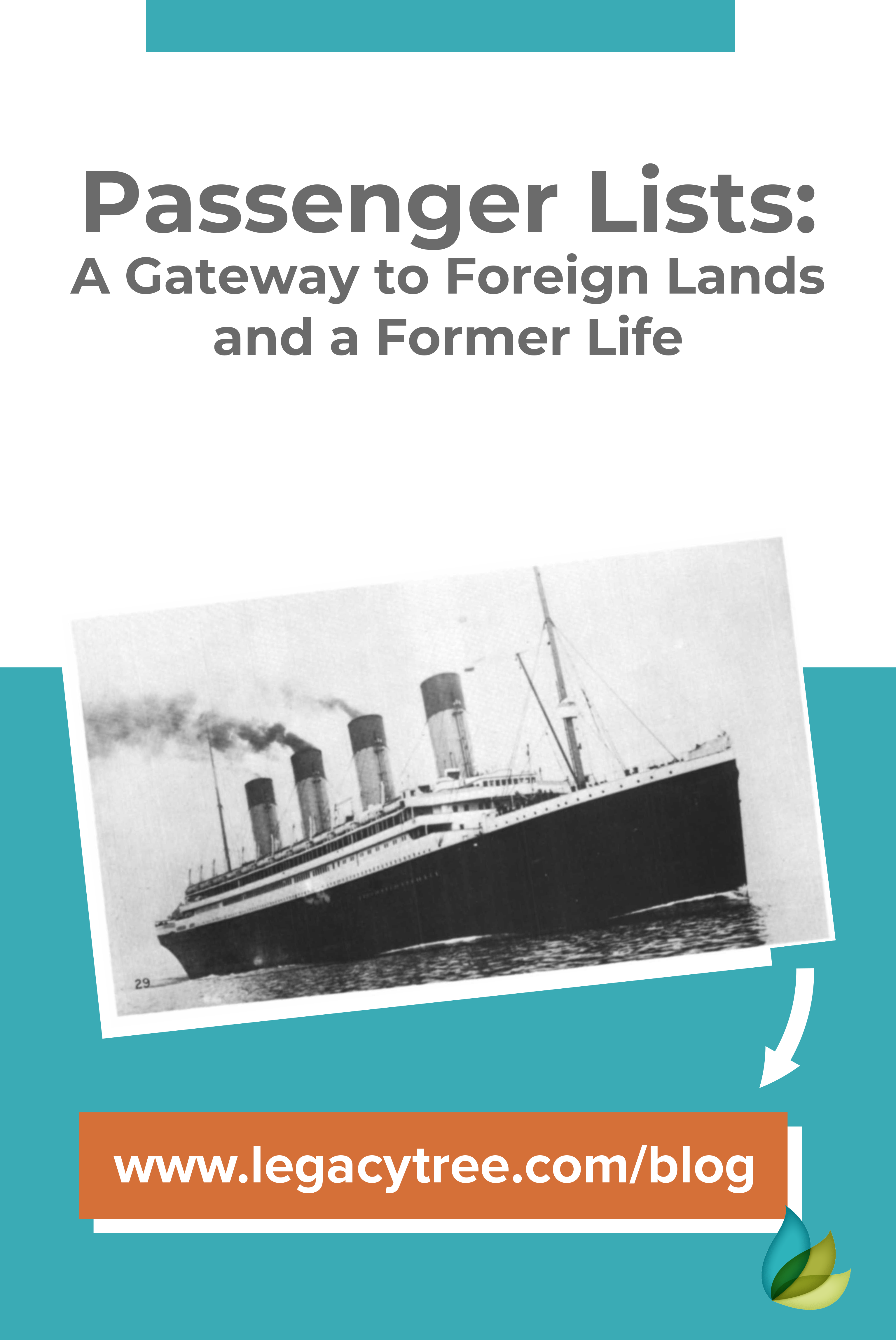 How do you trace your immigrant ancestors from one country to another? Their journeys were likely documented in passenger lists! We'll show you how to incorporate passenger lists into your genealogy research, and common mistakes to avoid!