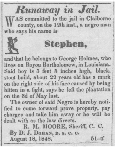 enslaved ancestors