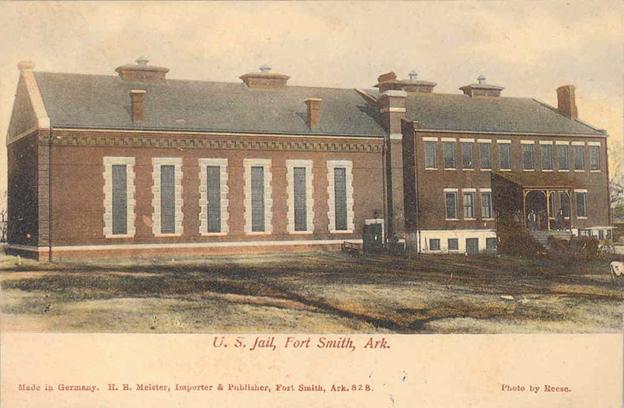U.S. Jail Fort Smith