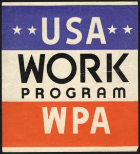 Works Progress Administration (WPA) and its impact on family history research