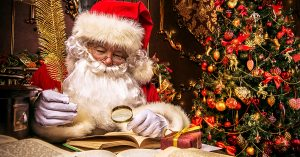 a genealogists letter to santa
