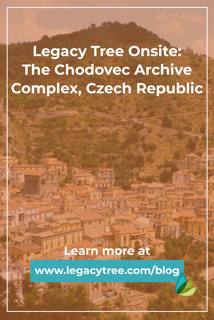 We asked one of our onsite researchers from the Czech Republic to share an inside look at genealogy resources at the Chodovec Archive Complex in Prague.