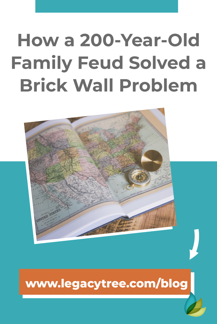 On a recent case, a dispute over land led to identifying the parents of an individual and solved a brick wall problem from years of family history research.