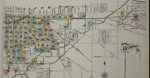 using fire insurance maps in family history research