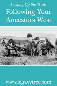 following your ancestors west