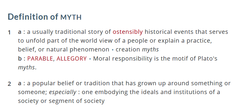 debunking genealogical myths