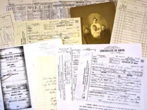 hiring professional genealogist