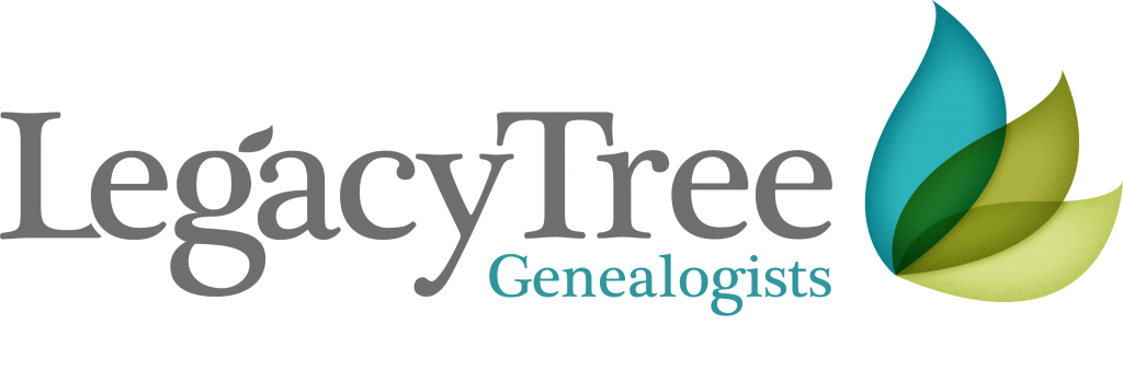 Legacy Tree Genealogists, professional genealogy research company