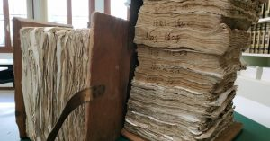 medieval Italian records