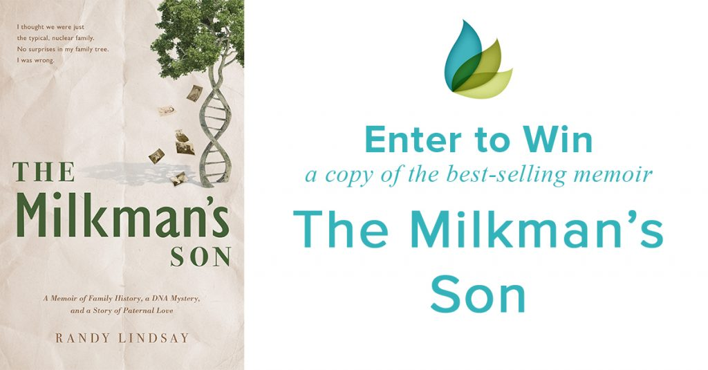 "win a copy of ""The Milkman's Son"""