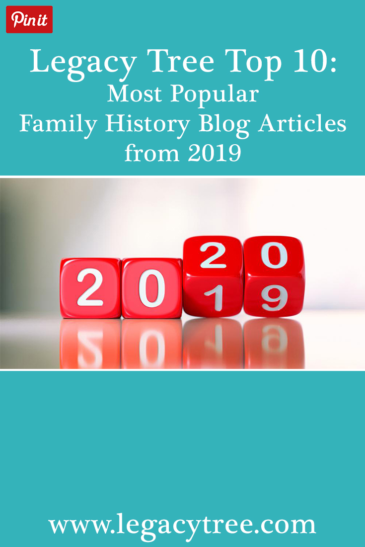 most popular family history blog