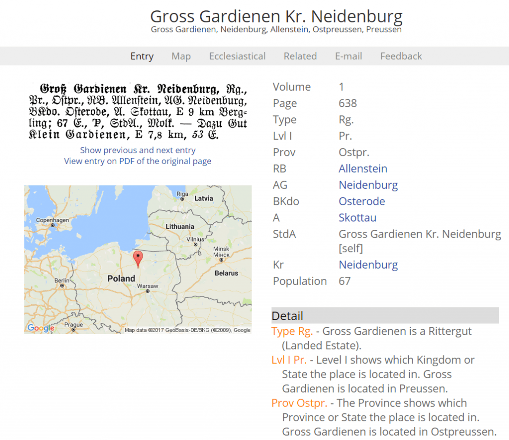 3 websites for researching German ancestors
