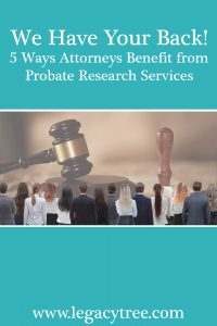 probate research services
