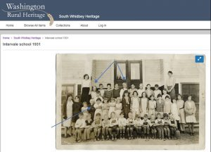 Washington Rural Heritage School Photo