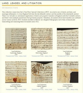 Learn to Read Old Handwriting - in Seven Languages!
