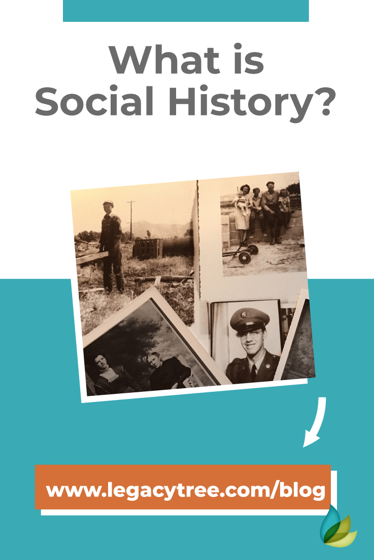 Looking to better understand your ancestor's lives? Understanding what social history is and how it affects your family history is key.
