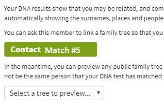 Understanding Your AncestryDNA Matches | Legacy Tree