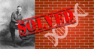 using DNA to solve genealogy brick walls