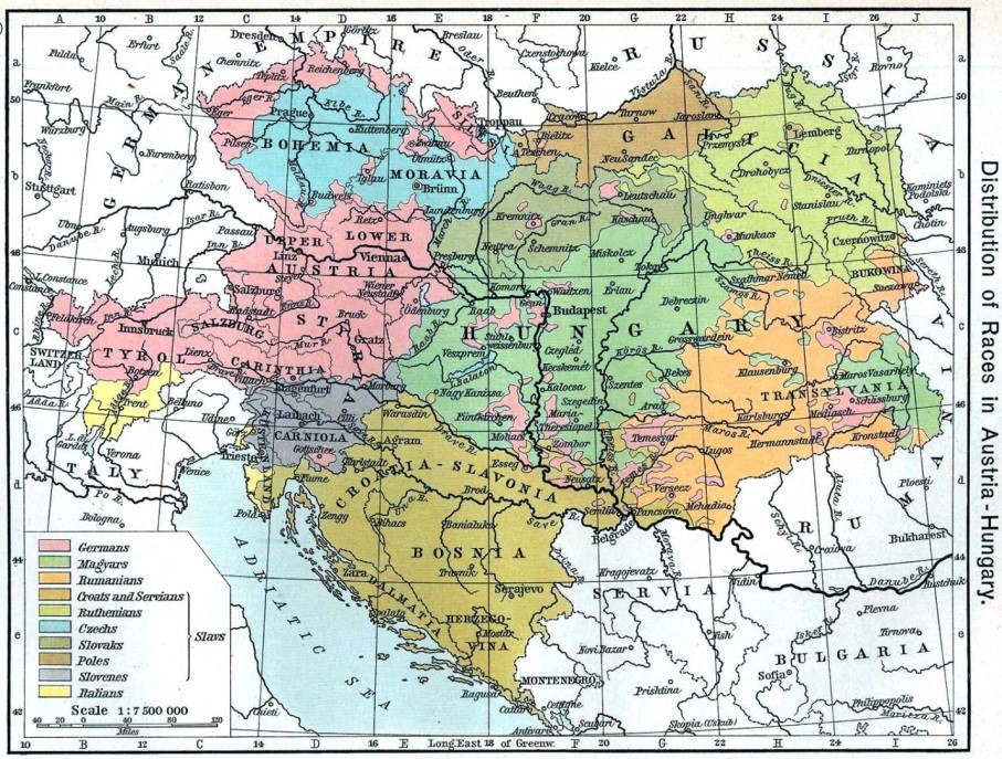 vital records Austria-Hungary