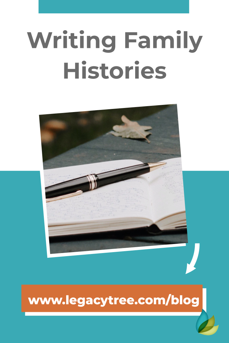 Writing family histories is an exciting and fulfilling role! Here are our 5 tips to getting started, and making the most of this meaningful experience.